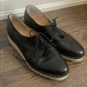 Nine West Leather Brogues